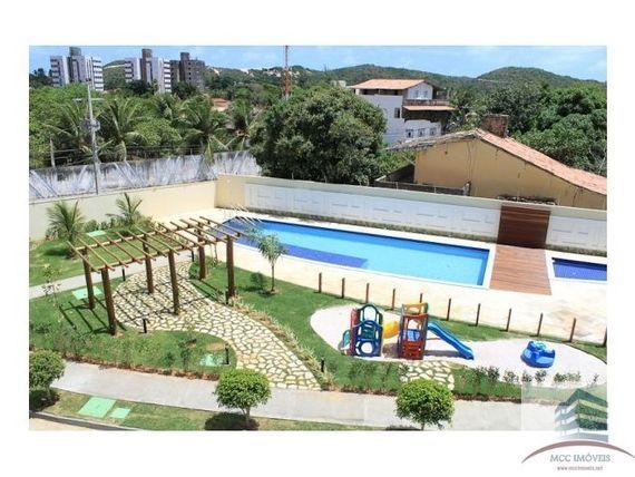 Apartamento a venda Verano Ponta Negra - Rua Da Campina, 140
