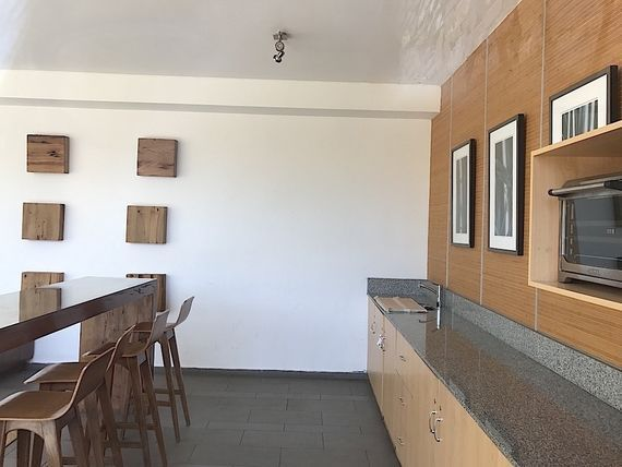 Departamento de 161 m2 totales, Bosques de Montemar.