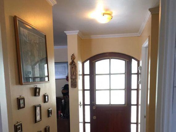 "Linda casa condominio 3D/3B + serv, Príncipe de Gales/<span itemprop=""streetAddress"">Ramón Laval</span>"