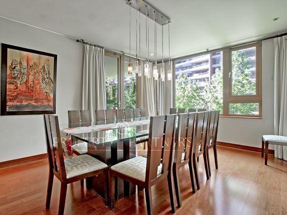 Excelente departamento de lujo 3 habitaciones con amplios espacios