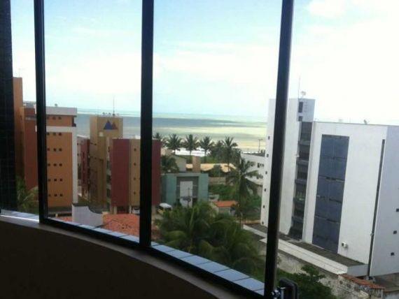 Apartamento grande  com dois quartos, em Intermares para alugar ou vender (P)