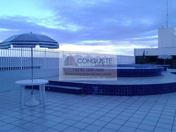 Excelente localização no Cabo Branco cod: 2977