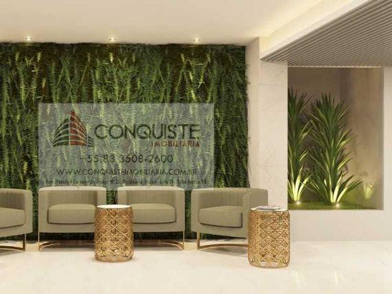 Excelente Empreendimento de Luxo no Cabo Branco- cod: 3040
