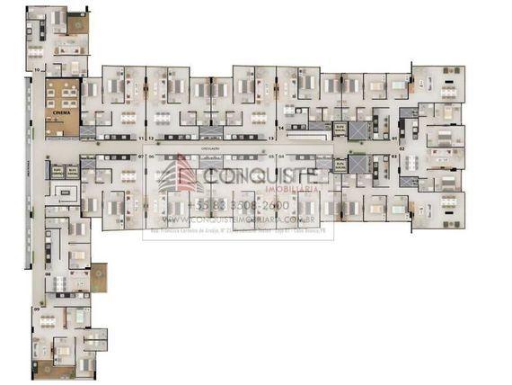 Excelente Empreendimento de Luxo no Cabo Branco- cod: 3042
