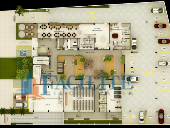 """2092 - Apartamento para Vender no <span itemprop=""""addressLocality"""">Tambaú</span>, João Pessoa, PB"""