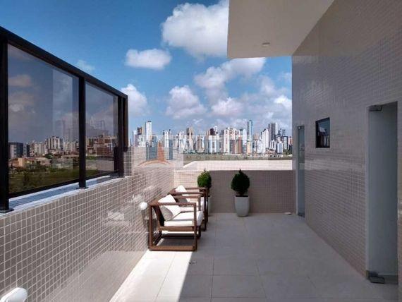 2183 - Apartamento para vender, Bessa, João Pessoa, PB