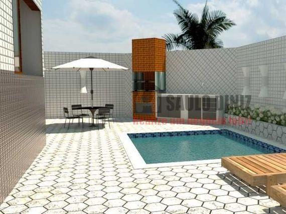 """Apartamentos de 63m² com Varanda em construção  no <span itemprop=""""addressLocality"""">Bessa</span>"""