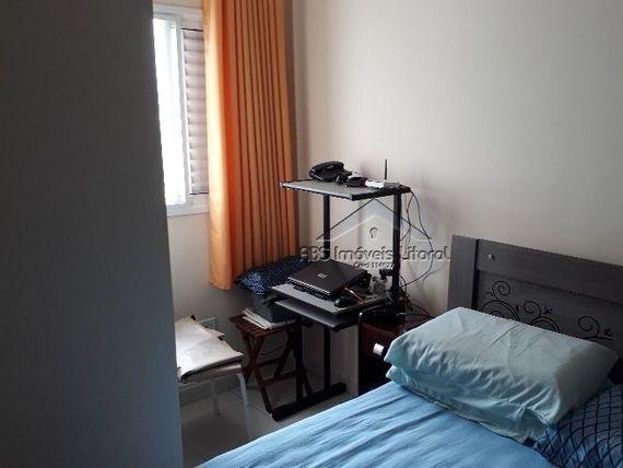 """Apartamento de 1 dormitório com sacada gourmet em <span itemprop=""""addressLocality"""">Praia Grande</span>"""