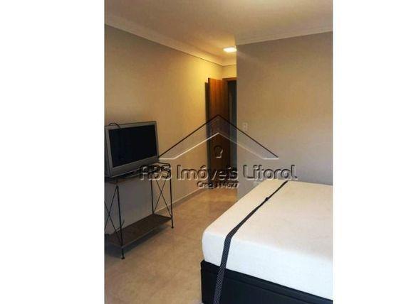 """Apartamento de 2 dormitórios com suíte na Vila Caiçara em <span itemprop=""""addressLocality"""">Praia Grande</span>"""