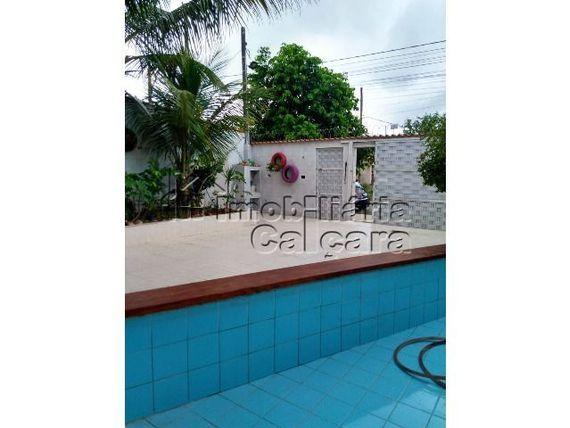 """Casa com piscina em  <span itemprop=""""addressLocality"""">Itanhaém</span>"""