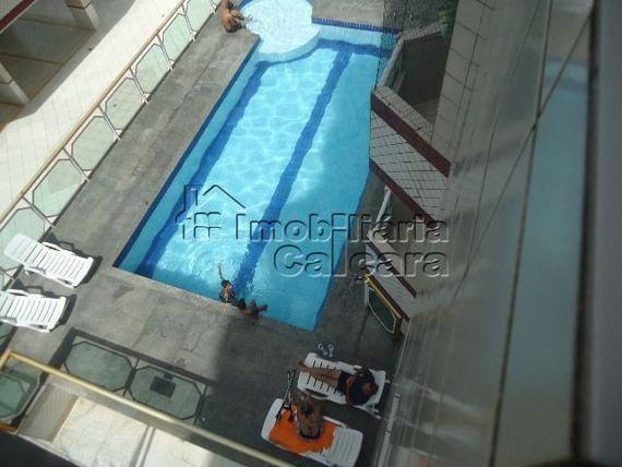 Apartamento 01 dormitório, 200 metros da praia