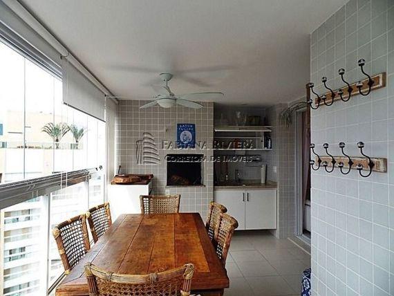 Ap. em Riviera, M8, 107,55 m², 4 dorm( 2 suítes)