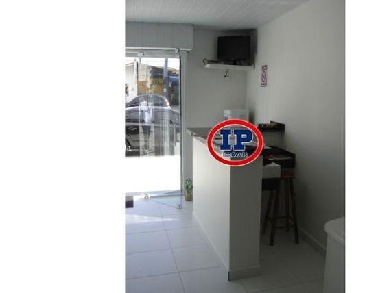 """Salão Comercial em <span itemprop=""""addressLocality"""">Praia Grande</span> - Tupi"""