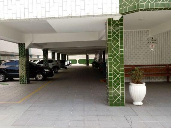 """Apartamento 2 dmt com sacada na Guilhermina em <span itemprop=""""addressLocality"""">Praia Grande</span> SP."""