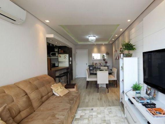 """Apartamento em Florianópolis - <span itemprop=""""addressLocality"""">Estreito</span>"""