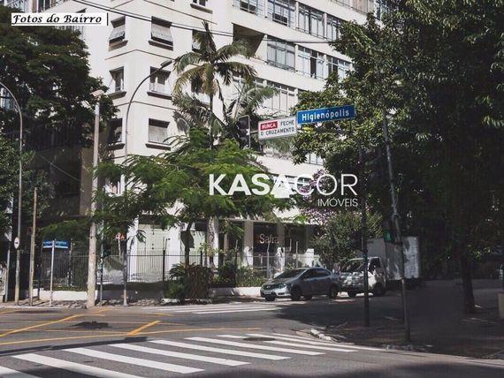 """Apartamento com 1 quarto e Armario cozinha na <span itemprop=""""streetAddress"""">R Bahia</span>, São Paulo, <span itemprop=""""addressLocality"""">Higienópolis</span>"""