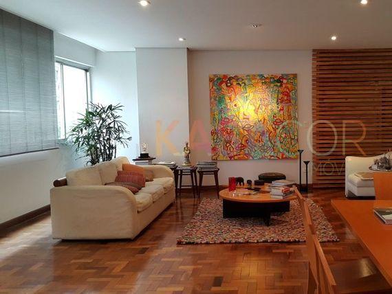 """Apartamento com 3 quartos e 2 Vagas na <span itemprop=""""streetAddress"""">Av Angélica</span>, São Paulo, <span itemprop=""""addressLocality"""">Centro</span>"""