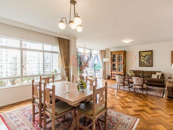 """Apartamento com 4 quartos e Suites na AV <span itemprop=""""addressLocality"""">Higienópolis</span>, São Paulo, Higienópolis"""