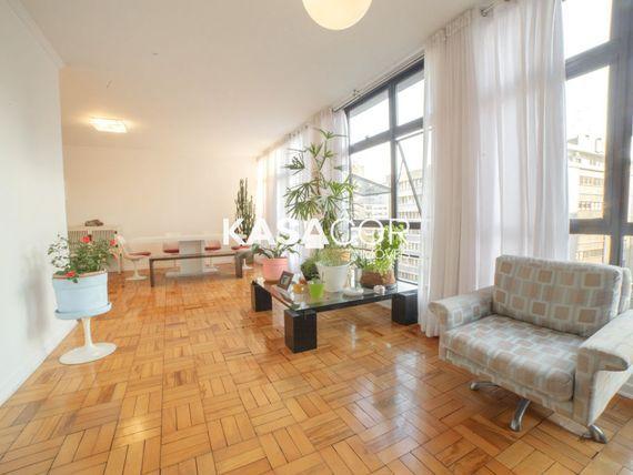 """Apartamento com 3 quartos e Vagas na <span itemprop=""""streetAddress"""">Av Angélica</span>, São Paulo, <span itemprop=""""addressLocality"""">Santa Cecília</span>"""