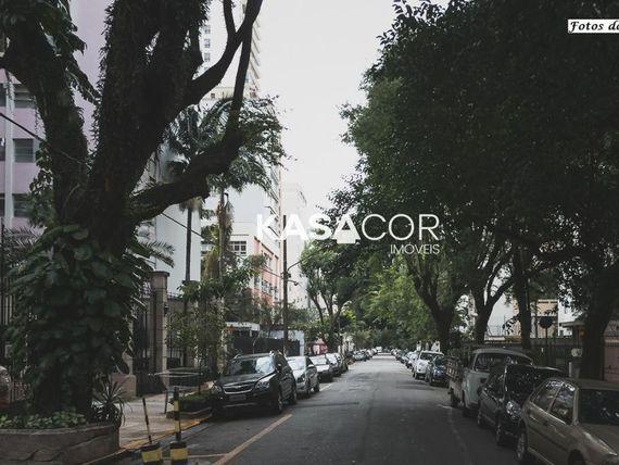 """Apartamento com 4 quartos e Copa na <span itemprop=""""streetAddress"""">Av Angélica</span>, São Paulo, <span itemprop=""""addressLocality"""">Santa Cecília</span>"""