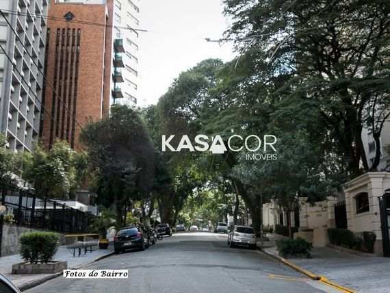 """Apartamento com 4 quartos e 2 Suites na <span itemprop=""""streetAddress"""">Av Higienópolis</span>, São Paulo, <span itemprop=""""addressLocality"""">Consolação</span>"""