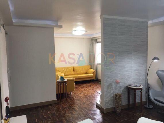 """Apartamento com 3 quartos e 2 Salas na <span itemprop=""""streetAddress"""">R Apinajés</span>, São Paulo, <span itemprop=""""addressLocality"""">Perdizes</span>"""