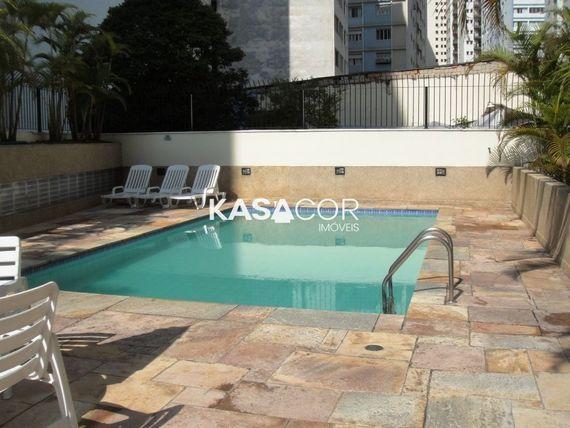 """Apartamento com 3 quartos e Piscina na <span itemprop=""""streetAddress"""">R Gabriel Dos Santos</span>, São Paulo, <span itemprop=""""addressLocality"""">Higienópolis</span>"""