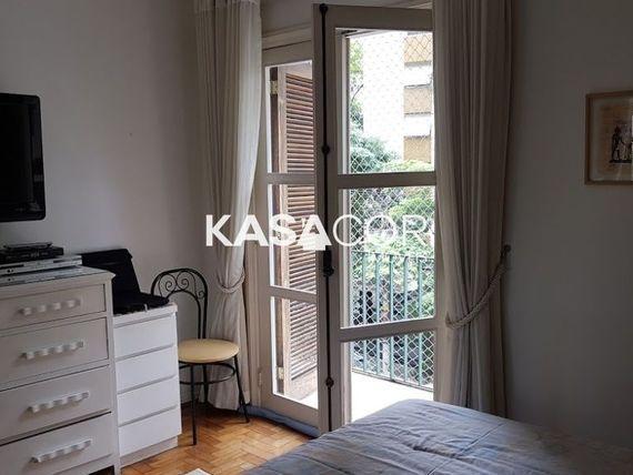 """Apartamento com 3 quartos e Vagas na <span itemprop=""""streetAddress"""">R Doutor Veiga Filho</span>, São Paulo, <span itemprop=""""addressLocality"""">Higienópolis</span>"""