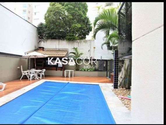 """Apartamento com 3 quartos e Sauna na <span itemprop=""""streetAddress"""">R Rosa E Silva</span>, São Paulo, <span itemprop=""""addressLocality"""">Santa Cecília</span>"""