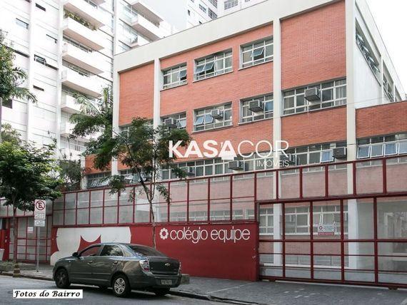 """Comercial com Salas na <span itemprop=""""streetAddress"""">R Dona Antônia De Queirós</span>, São Paulo, <span itemprop=""""addressLocality"""">Higienópolis</span>"""