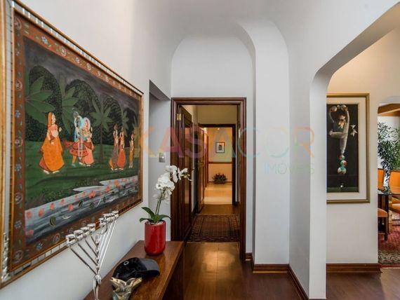 """Apartamento com 3 quartos e Copa na <span itemprop=""""streetAddress"""">Al Casa Branca</span>, São Paulo, <span itemprop=""""addressLocality"""">Jardim Paulista</span>"""