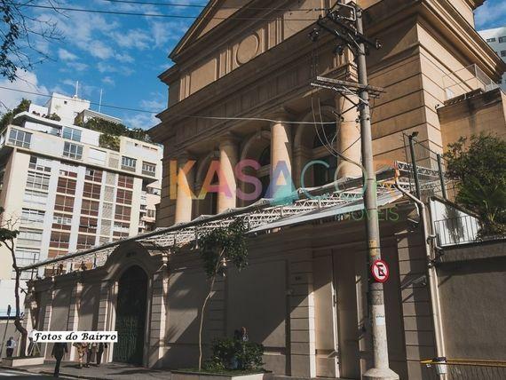 """Apartamento com 3 quartos e Aceita negociacao na <span itemprop=""""streetAddress"""">Av Angélica</span>, São Paulo, <span itemprop=""""addressLocality"""">Higienópolis</span>"""