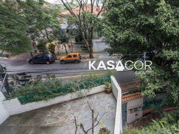 """Casa com 4 quartos e 3 Salas na <span itemprop=""""streetAddress"""">R Itápolis</span>, São Paulo, <span itemprop=""""addressLocality"""">Perdizes</span>"""