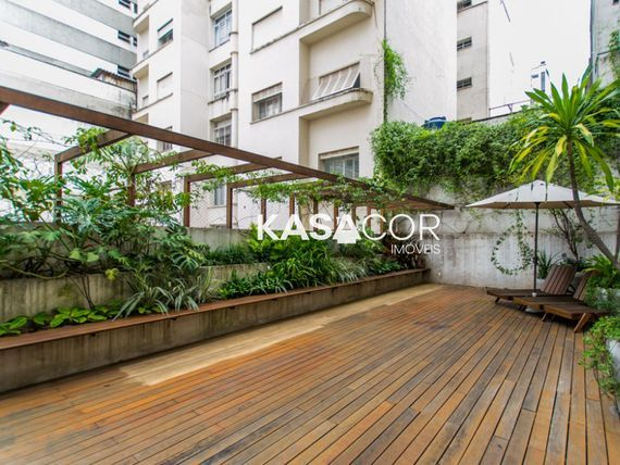 """Apartamento com 3 quartos e Vagas na <span itemprop=""""streetAddress"""">R Goitacaz</span>, São Paulo, <span itemprop=""""addressLocality"""">Higienópolis</span>"""