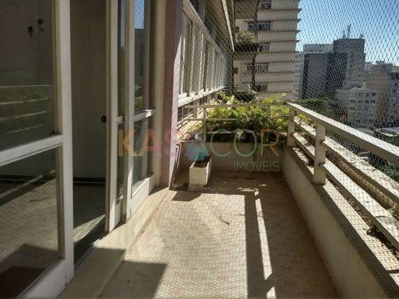 """Apartamento com 3 quartos e Suites na <span itemprop=""""streetAddress"""">Av Angélica</span>, São Paulo, <span itemprop=""""addressLocality"""">Centro</span>"""