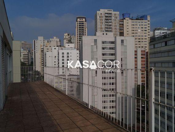 """Apartamento com 4 quartos e Vagas na <span itemprop=""""streetAddress"""">R Doutor Albuquerque Lins</span>, São Paulo, <span itemprop=""""addressLocality"""">Santa Cecília</span>"""