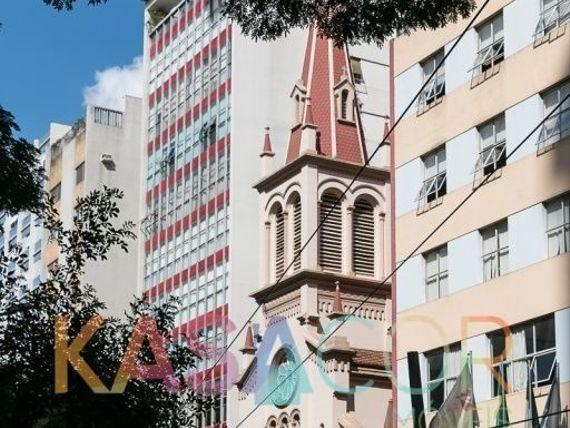 """Apartamento com 3 quartos e 2 Salas na <span itemprop=""""streetAddress"""">R Doutor Albuquerque Lins</span>, São Paulo, <span itemprop=""""addressLocality"""">Santa Cecília</span>"""