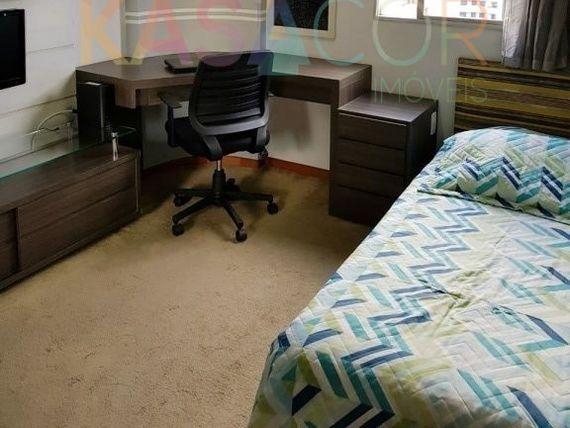 """Apartamento com 3 quartos e Piscina na <span itemprop=""""streetAddress"""">R Aimberê</span>, São Paulo, <span itemprop=""""addressLocality"""">Vila Pompéia</span>"""