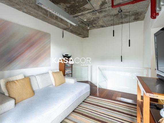 "Cobertura com 2 quartos e Lavabo na <span itemprop=""streetAddress"">R General Jardim</span>, São Paulo, <span itemprop=""addressLocality"">Higienópolis</span>"