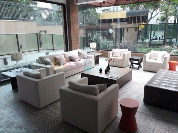 "Apartamento com 1 quarto e Vagas na <span itemprop=""streetAddress"">Al Barros</span>, São Paulo, <span itemprop=""addressLocality"">Santa Cecília</span>"