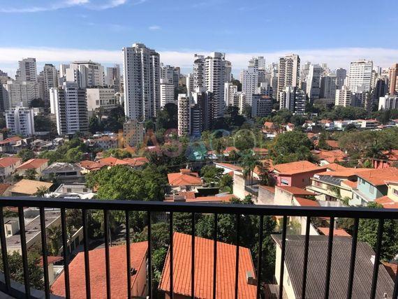 """Apartamento com 3 quartos e Aceita negociacao na <span itemprop=""""streetAddress"""">R Conselheiro Fernandes Torres</span>, São Paulo, <span itemprop=""""addressLocality"""">Perdizes</span>"""