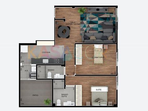 """Apartamento com 2 quartos e 4 Andar na <span itemprop=""""streetAddress"""">R Apiacás</span>, São Paulo, <span itemprop=""""addressLocality"""">Perdizes</span>"""