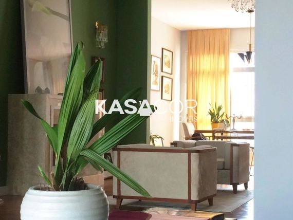 """Apartamento com 3 quartos e 3 Salas na <span itemprop=""""streetAddress"""">R Doutor Albuquerque Lins</span>, São Paulo, <span itemprop=""""addressLocality"""">Santa Cecília</span>"""