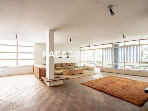 """Apartamento com 4 quartos e Lavabo na <span itemprop=""""streetAddress"""">R Piauí</span>, São Paulo, <span itemprop=""""addressLocality"""">Higienópolis</span>"""