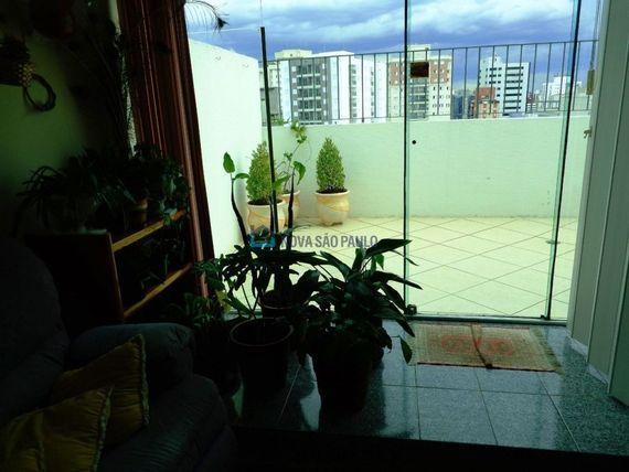 """Cobertura com 2 quartos e Caseiro na <span itemprop=""""streetAddress"""">R São Sebastião</span>, São Paulo, <span itemprop=""""addressLocality"""">Vila da Saúde</span>"""