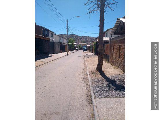 "Casa villa florencia II en <span itemprop=""addressLocality"">Melipilla</span>"