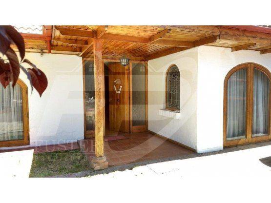 Casa 5D 3B en Arriendo, pleno centro de Los Andes