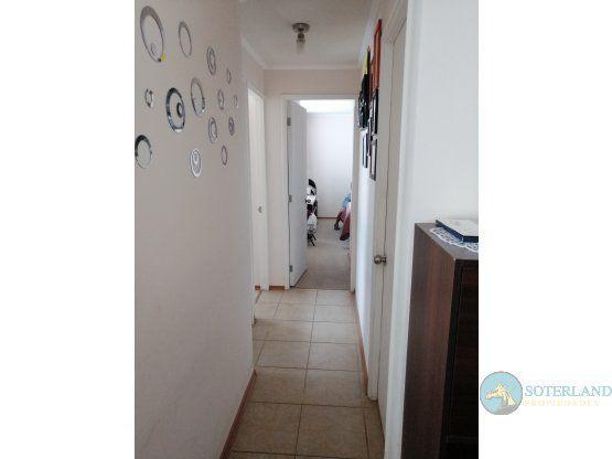 Departamento Vista Manquehue 3d 2b 2E, Los Pinos