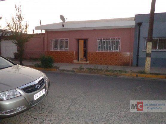 Linda y céntrica casa en La ciudad de Quillota