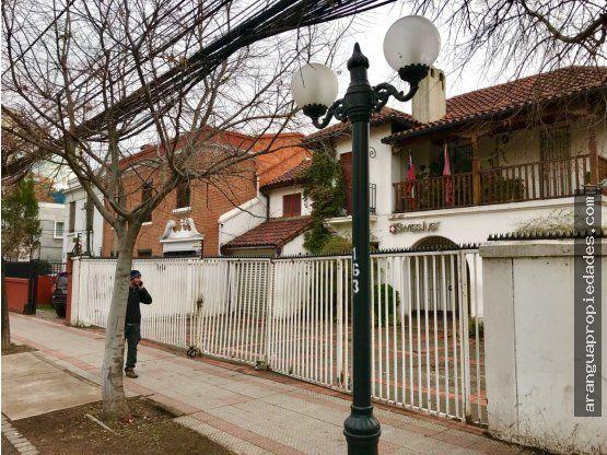 """Edificio en Venta en <span itemprop=""""addressLocality"""">Providencia</span>, Metro M. Montt"""